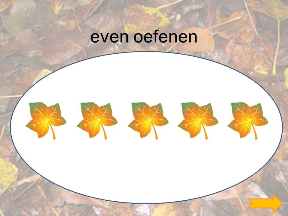 Digibordles herfst rangtelwoorden leesrichting Gemaakt door Margriet van Diepen makkelijk moeilijk