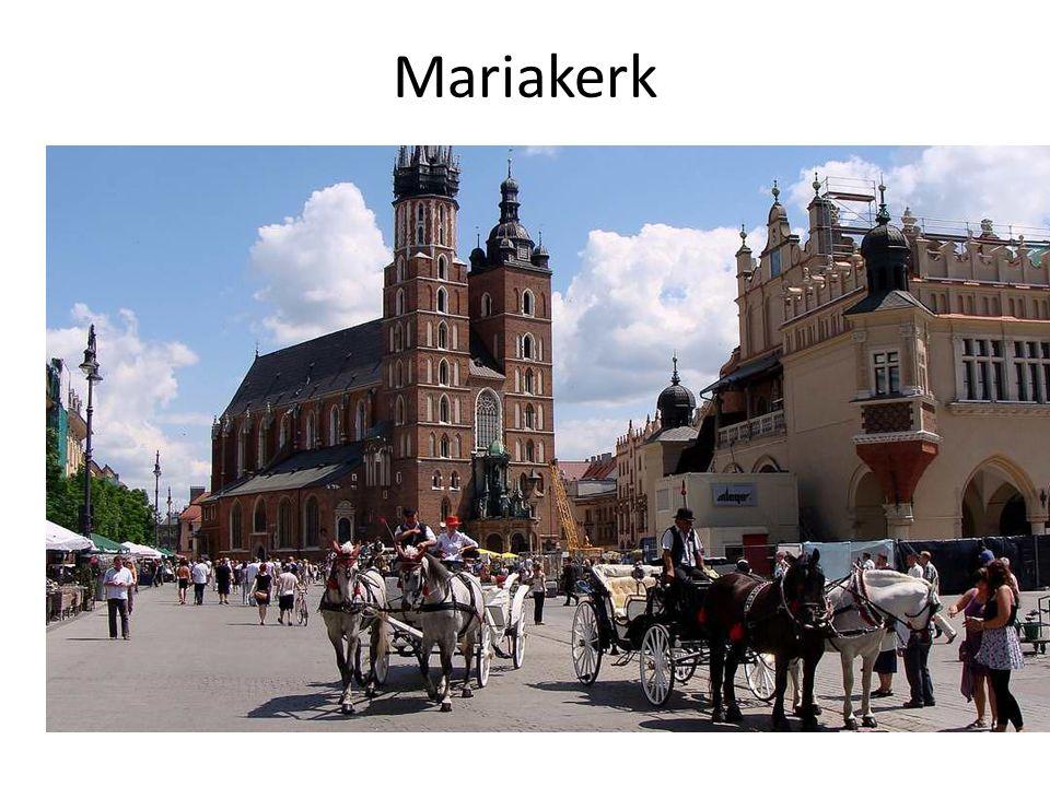 Mariakerk - Interieur