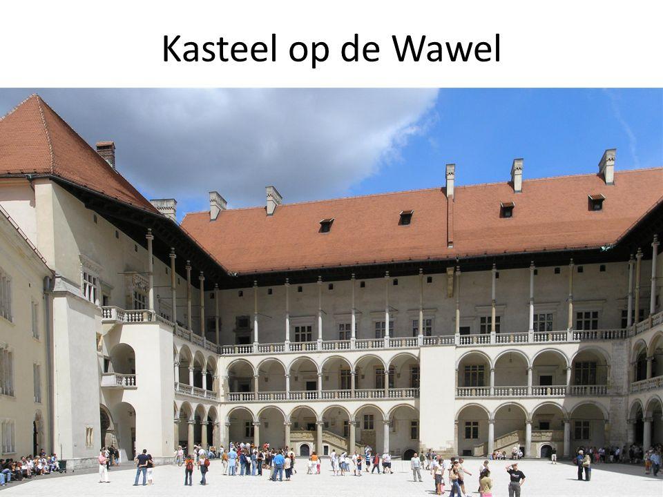 Kasteel op de Wawel