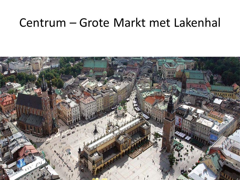 Centrum – Grote Markt met Lakenhal