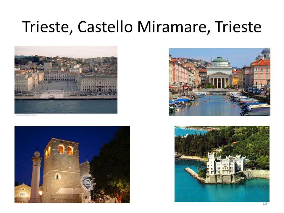 Trieste, Castello Miramare, Trieste 13