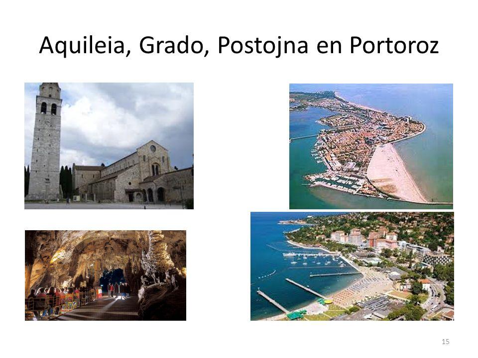 Aquileia, Grado, Postojna en Portoroz 15