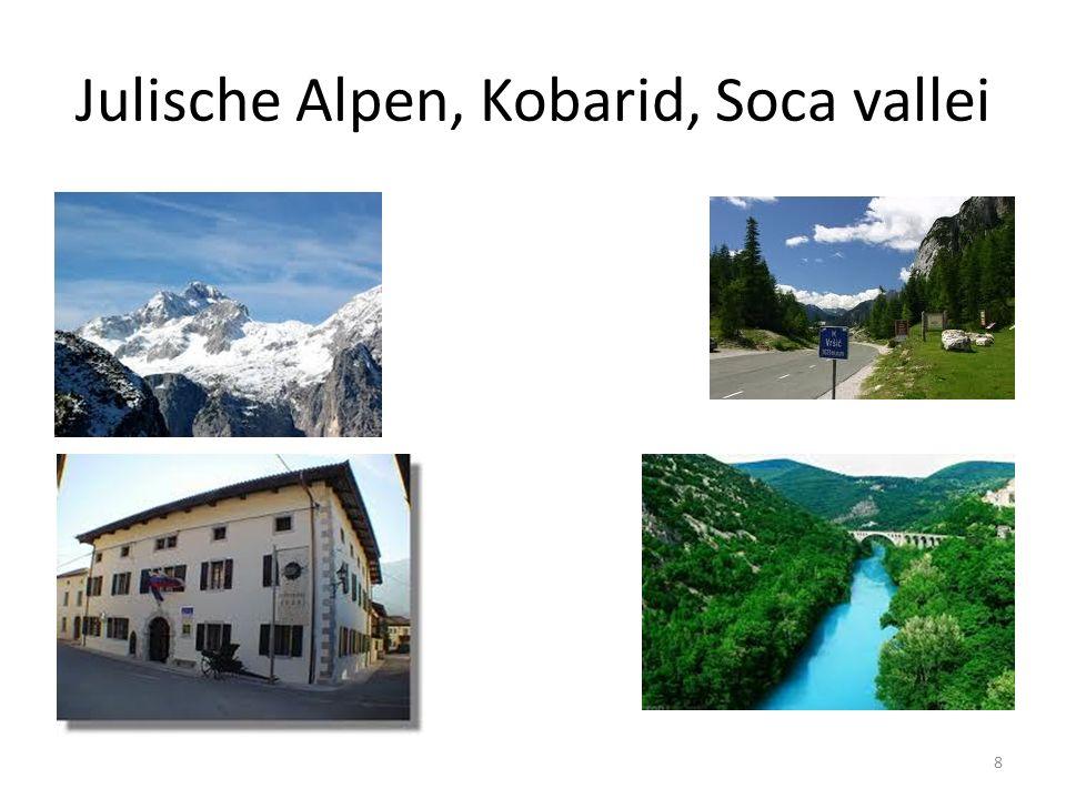 Julische Alpen, Kobarid, Soca vallei 8