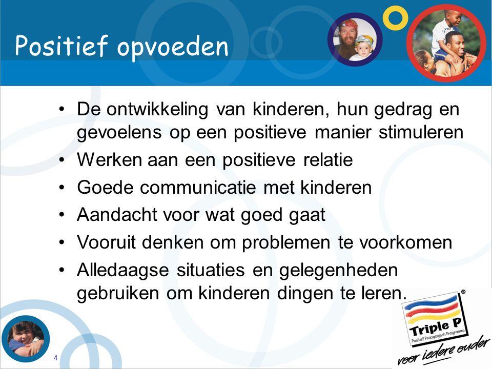 5 Vaardigheden die kinderen nodig hebben Goede comunicatieve en sociale vaardigheden Goed met je eigen gevoelens kunnen omgaan Zelfstandigheid en zelfredzaamheid Zelf problemen kunnen oplossen
