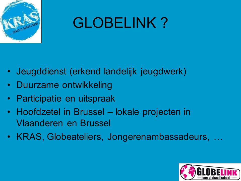 GLOBELINK .
