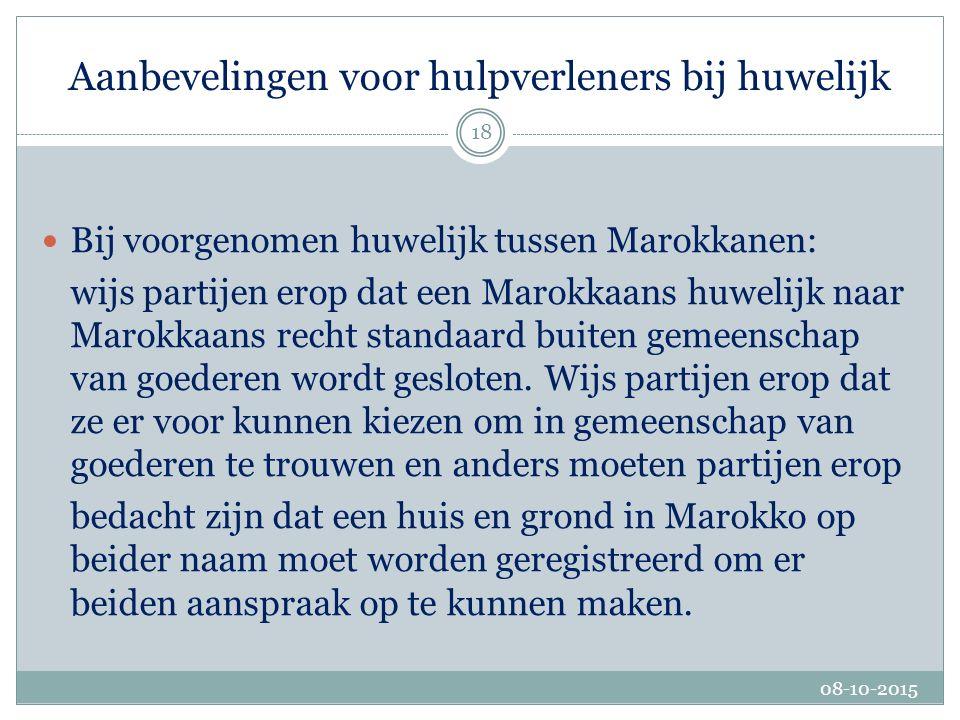 Vervolg voorwaarden erkenning echtscheiding In de Nederlandse echtscheidingsbeschikking moet de rechter de grond van de echtscheiding, duurzame ontwrichting, vermelden.