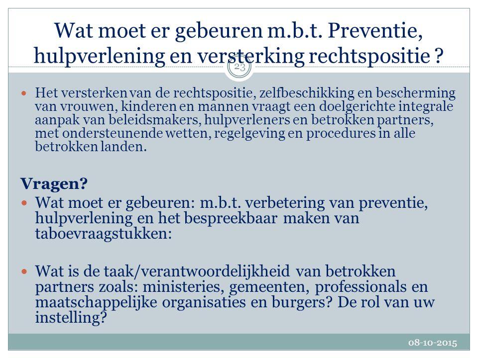 Aanbevelingen gedwongen achterlating Adviseer bij angst om achtergelaten te worden in Marokko om een kopie van het paspoort, van de verblijfsvergunning en andere belangrijke papieren aan een vertrouwde bekende hier in Nederland te geven.