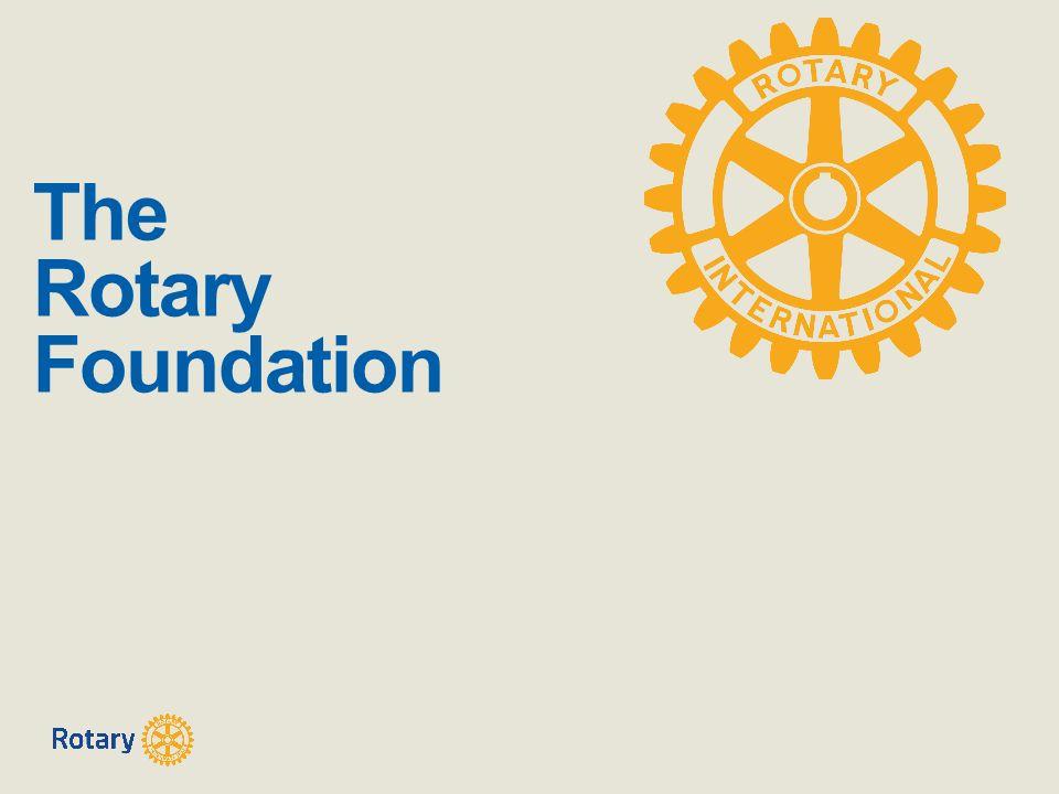 TITLE | 6 MISSIE VAN DE ROTARY FOUNDATION Via subsidies aan projecten voor gezondheid, onderwijs en armoedebestrijding, bijdragen tot een grotere wereldwijde verstandhouding en vrede.