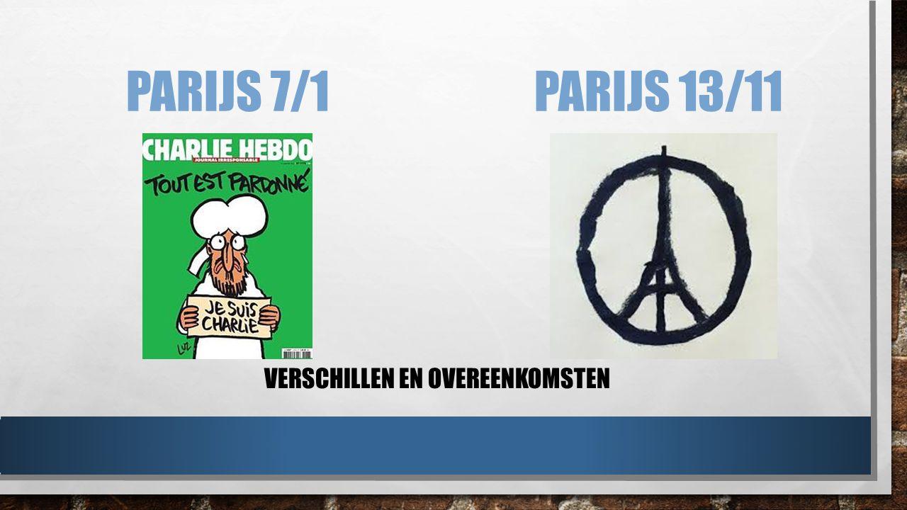 REACTIES OP PARIJS 7/1 ' DOCENT WORSTELT MET AANSLAGEN IN PARIJS' 'SCHOOL VERBIEDT SPOTPRENT CHARLIE HEBDO' BUSSEMAKER: 'HET ONDERWIJS MAG NOOIT WEGKIJKEN' 'GROTE ROL VOOR SCHOOL BIJ RADICALISERING'