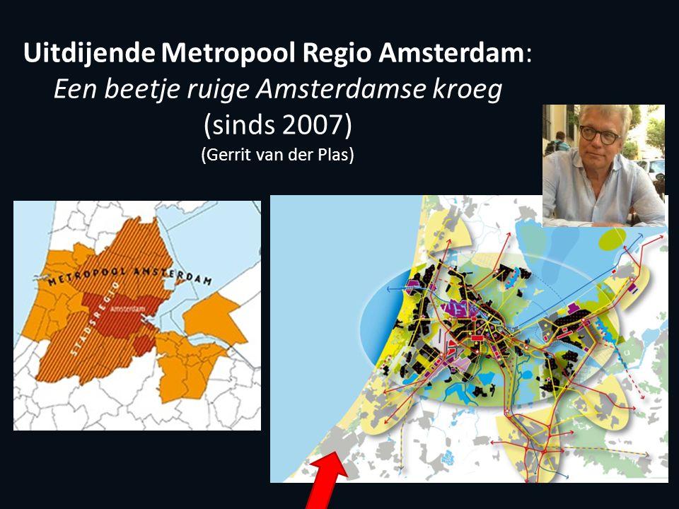 Uitdijende Metropool Regio Amsterdam: Een beetje ruige Amsterdamse kroeg (sinds 2007) (Gerrit van der Plas)