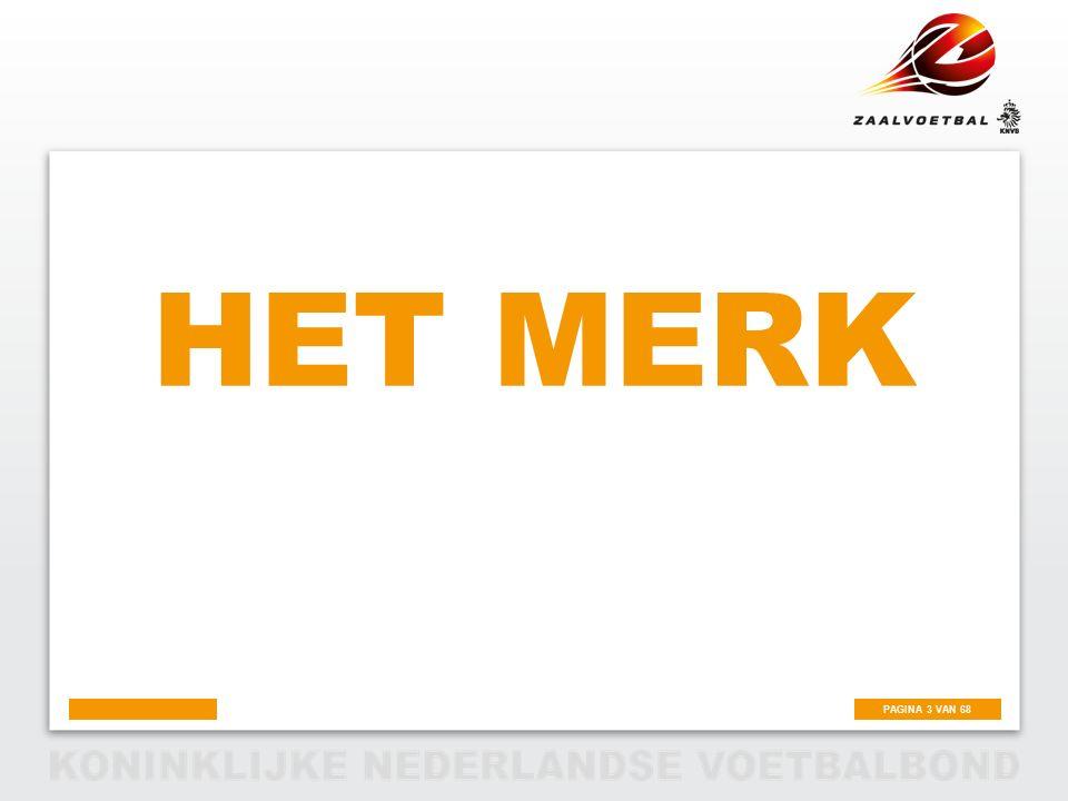 PAGINA 4 VAN 68 1.WIE IS DE KNVB.