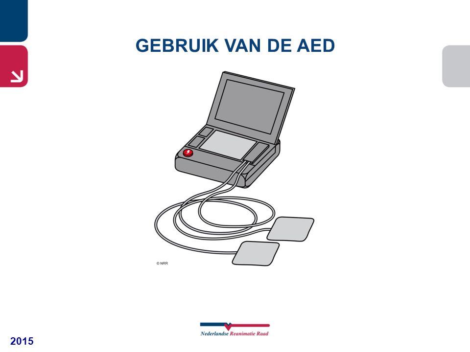 2015 GEBRUIK VAN DE AED