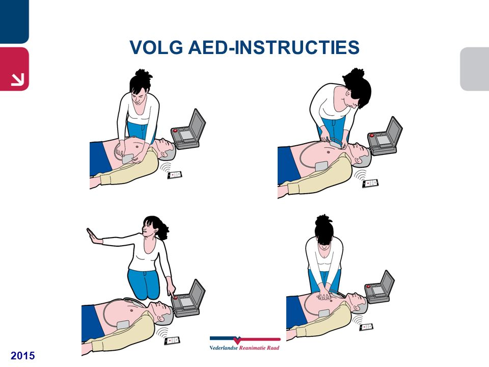 2015 VOLG AED-INSTRUCTIES