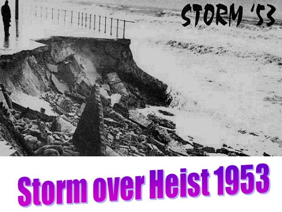 De schade aan de Oostkust werd geschat op 450 miljoen BF.