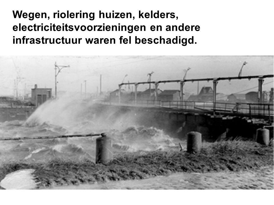 Van Heist tot Knokke alleen al waren 15 bressen.