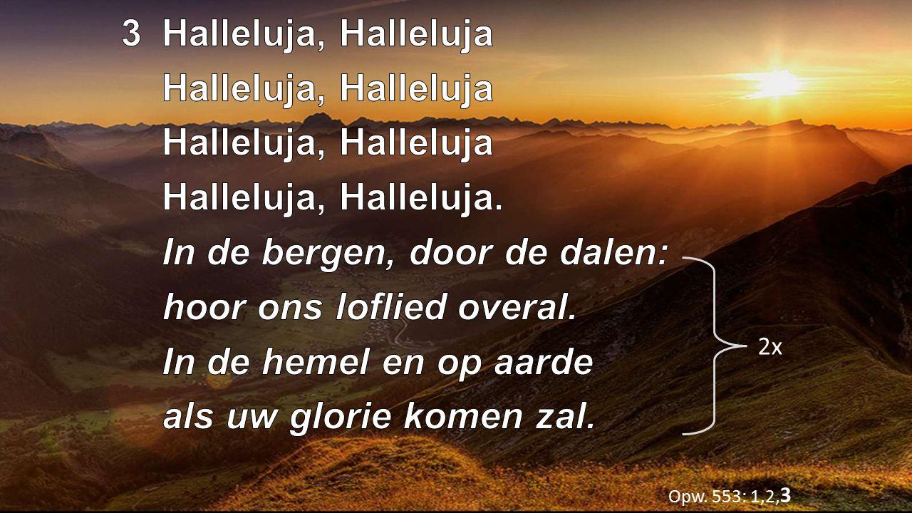 2x Opw. 553: 1,2, 3