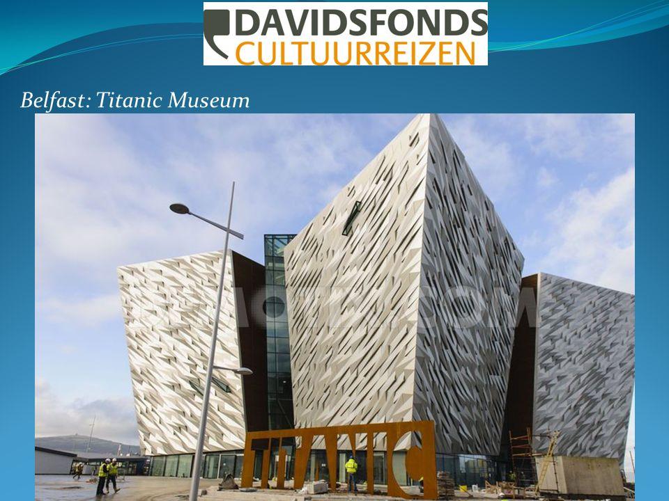 Belfast: Titanic Museum