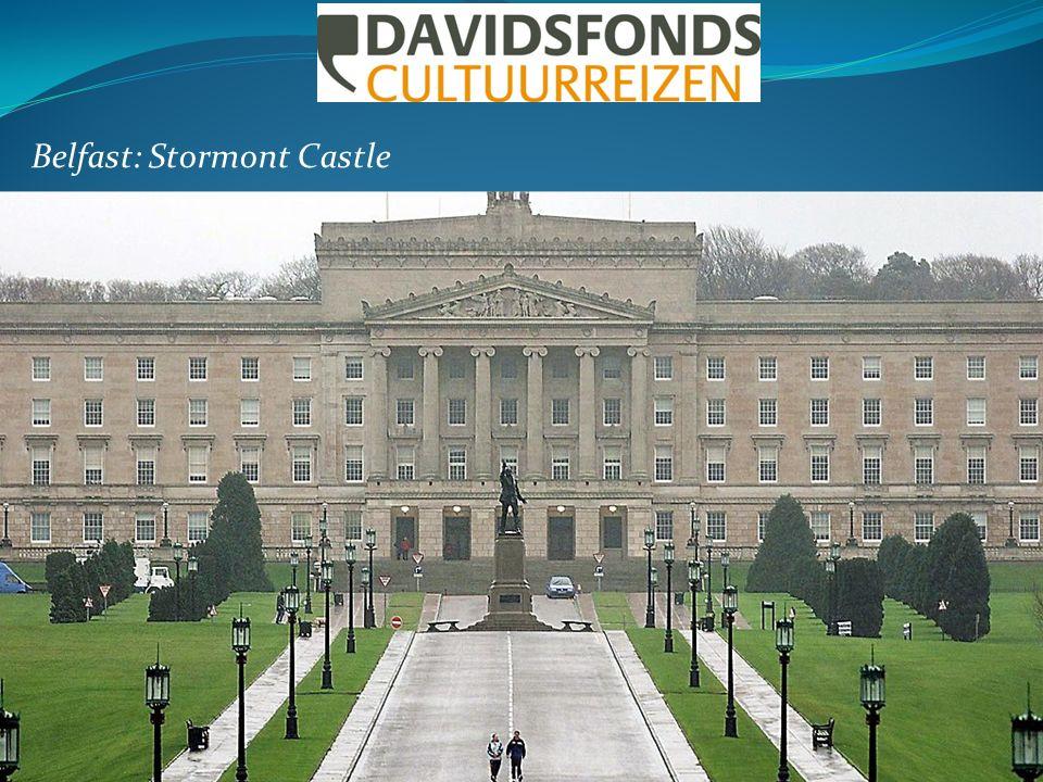 Belfast: Stormont Castle