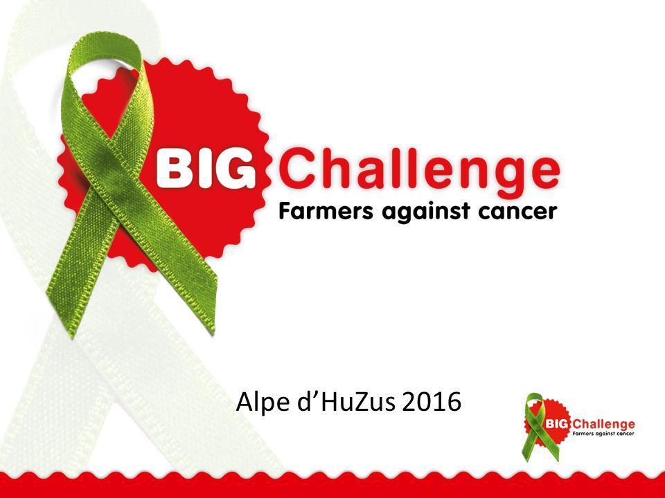 Alpe d'HuZus Woensdag 1 juni 2016 Voor iedereen die ook één keertje de berg op wil.