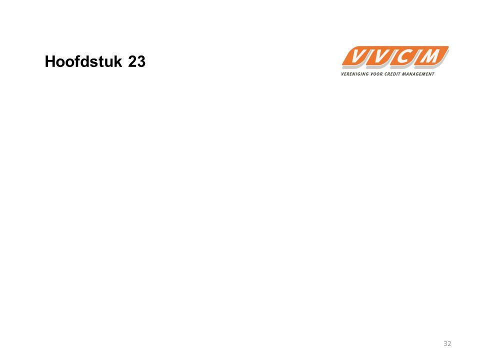 Hoofdstuk 23 32