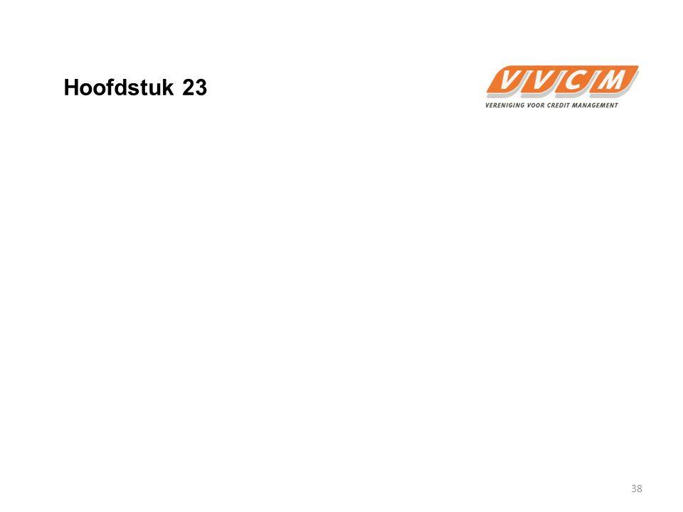 Hoofdstuk 23 38