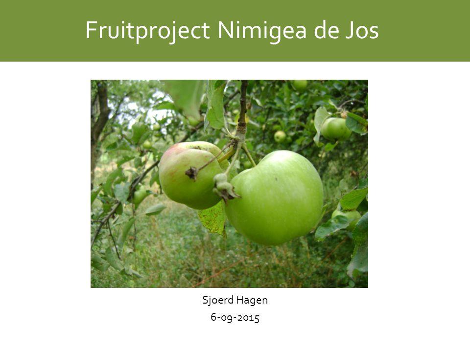 Fruitproject Nimigea de Jos Sjoerd Hagen 6-09-2015
