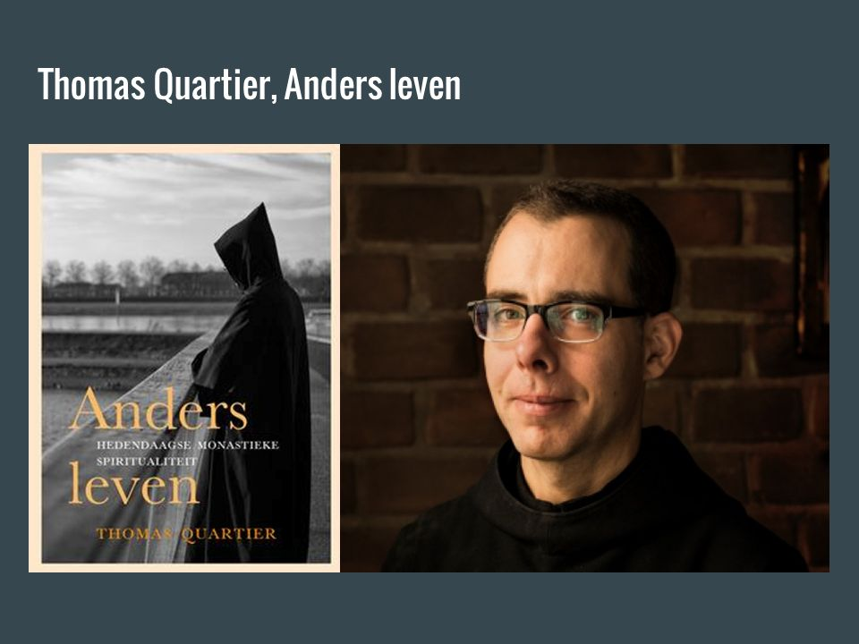 Thomas Quartier, Anders leven