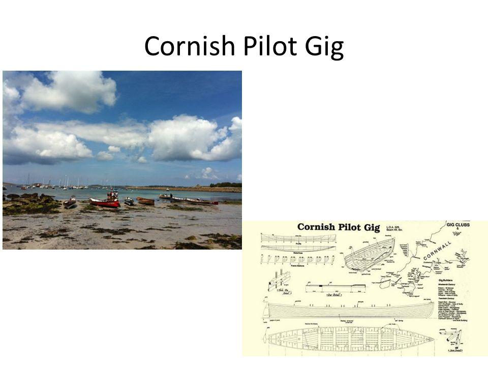 Cornish Pilot Gig