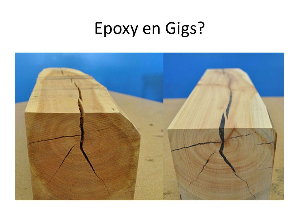 Epoxy en Gigs?