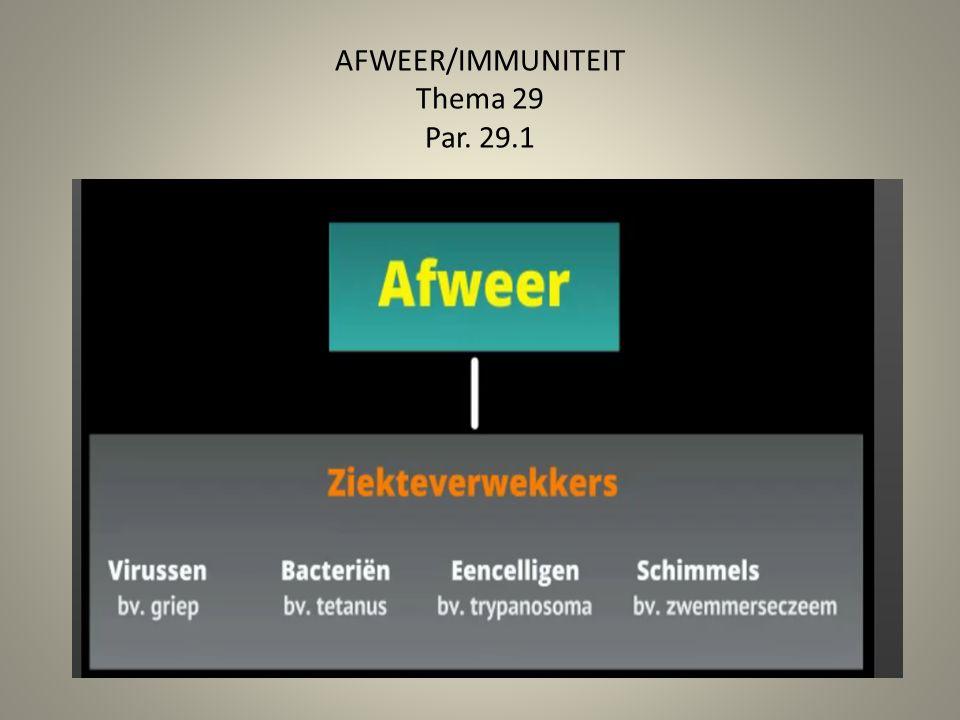 Waartegen moeten we ons beschermen? 1) Bacteriën