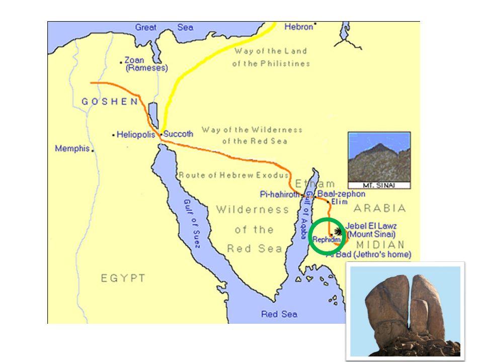 Exodus 17 9 En Mozes zeide tot Jozua: Kies ons mannen uit, trek uit, strijd tegen Amalek...