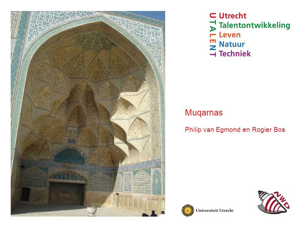 Wat zijn muqarnas?