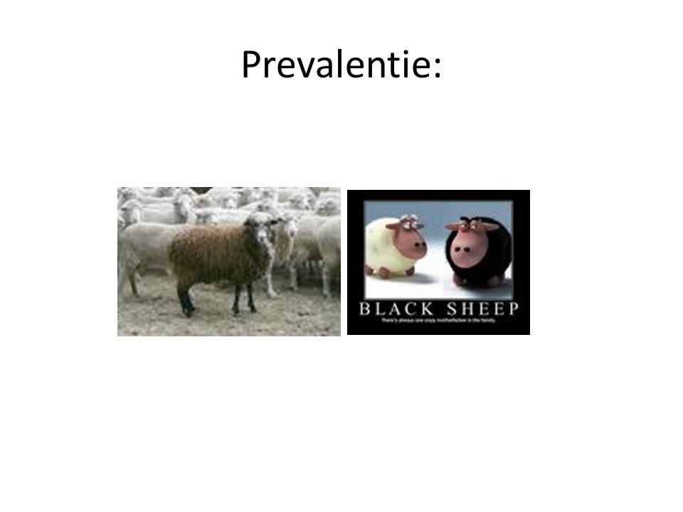 Prevalentie: