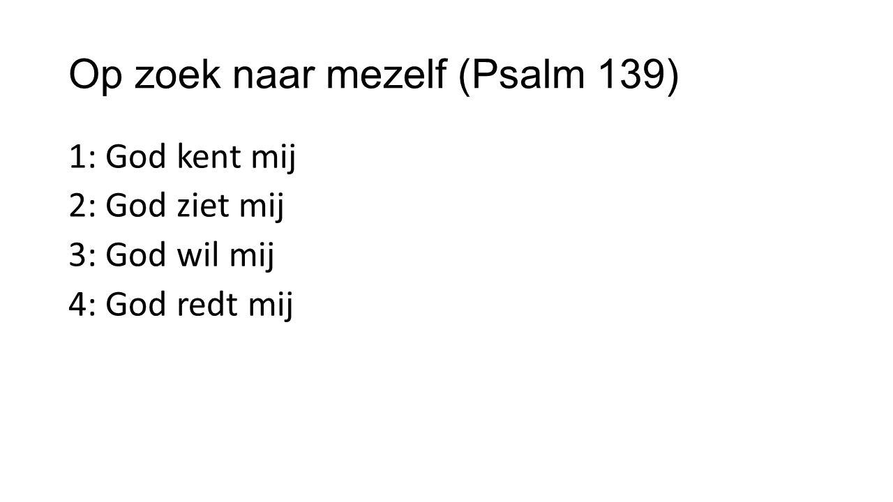 Op zoek naar mezelf: 1: God kent mij Wie ben ik… Wie ben ik als ik homo ben.