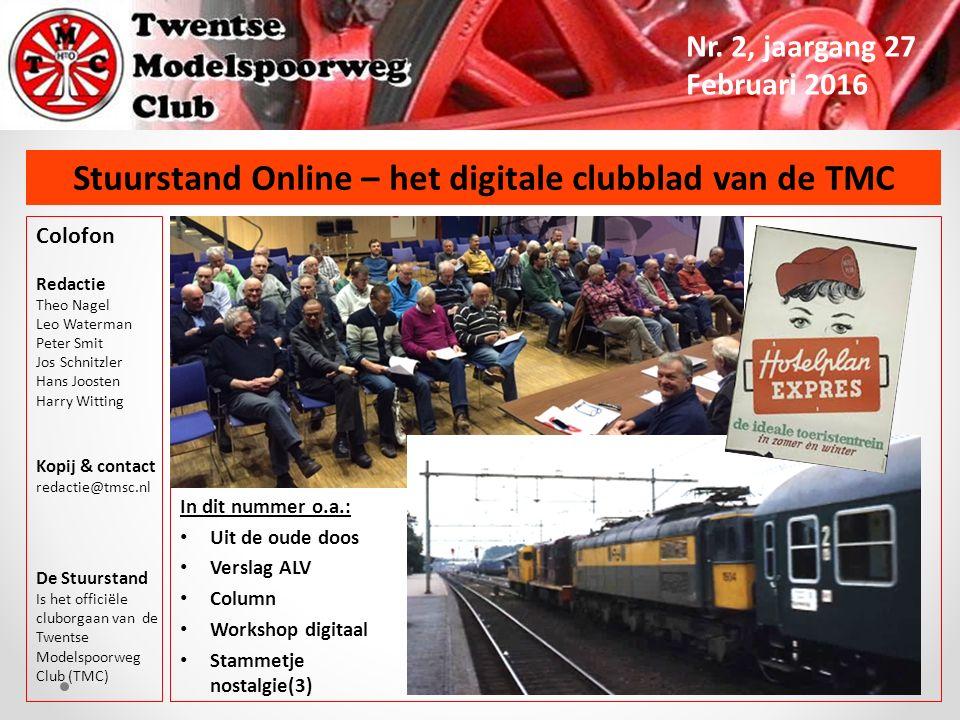 Workshop digitaal Tekst en foto's Anne Haverkamp Een week later, op 3 februari, kwamen we weer bij elkaar.