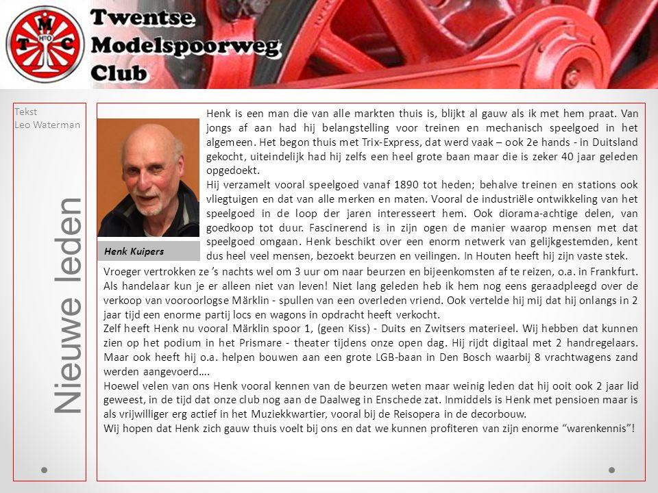 Jan Walhoff is geboren op 18 april 1945 in Almelo: dat moet zo ongeveer op de Bevrijdingsdag zijn geweest.