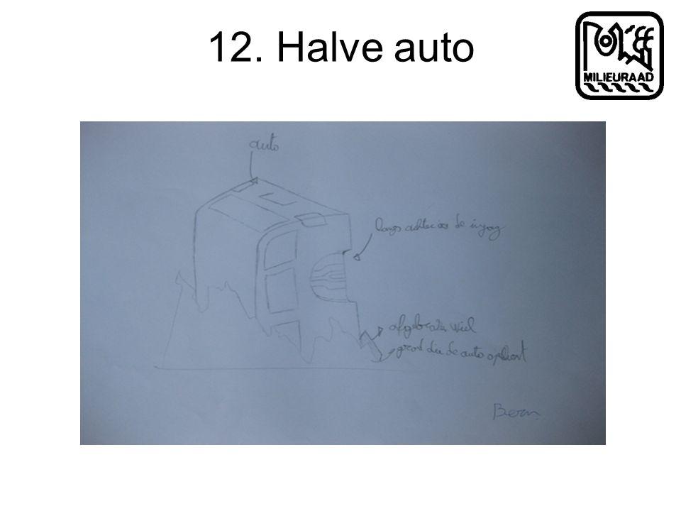 12. Halve auto