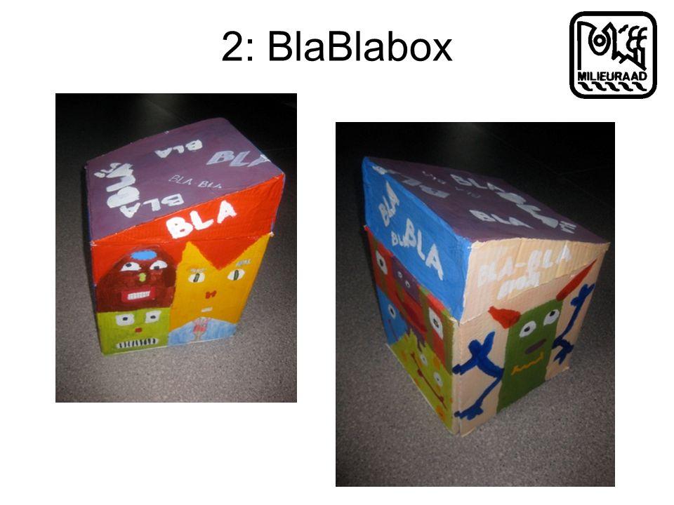 2: BlaBlabox