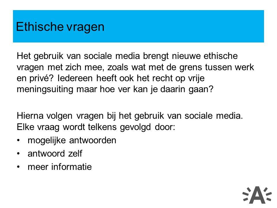 We merken op dat sociale media de plaats innemen van 'echte' communicatie op de werkvloer.