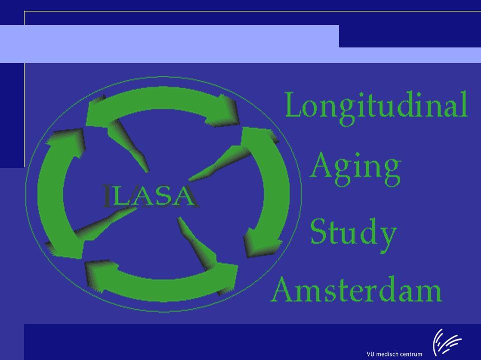 Longitudinal Aging Study Amsterdam