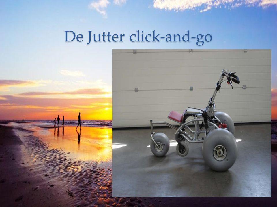 De Jutter Kiddo Click-and-go