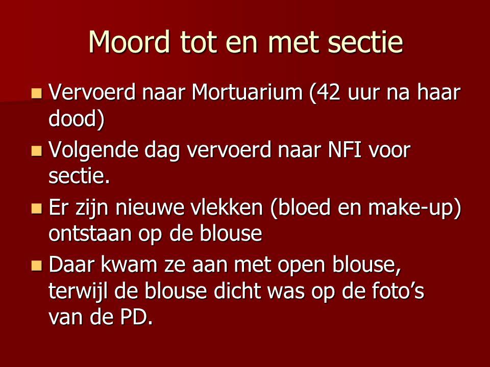 Dader Louwes In Arnhem veroordeeld door: In Arnhem veroordeeld door: Motief: voorzitter stichting in nieuw testament, die het geld naar zichzelf zou willen leiden.