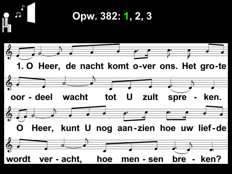 Opw. 382: 1, 2, 3