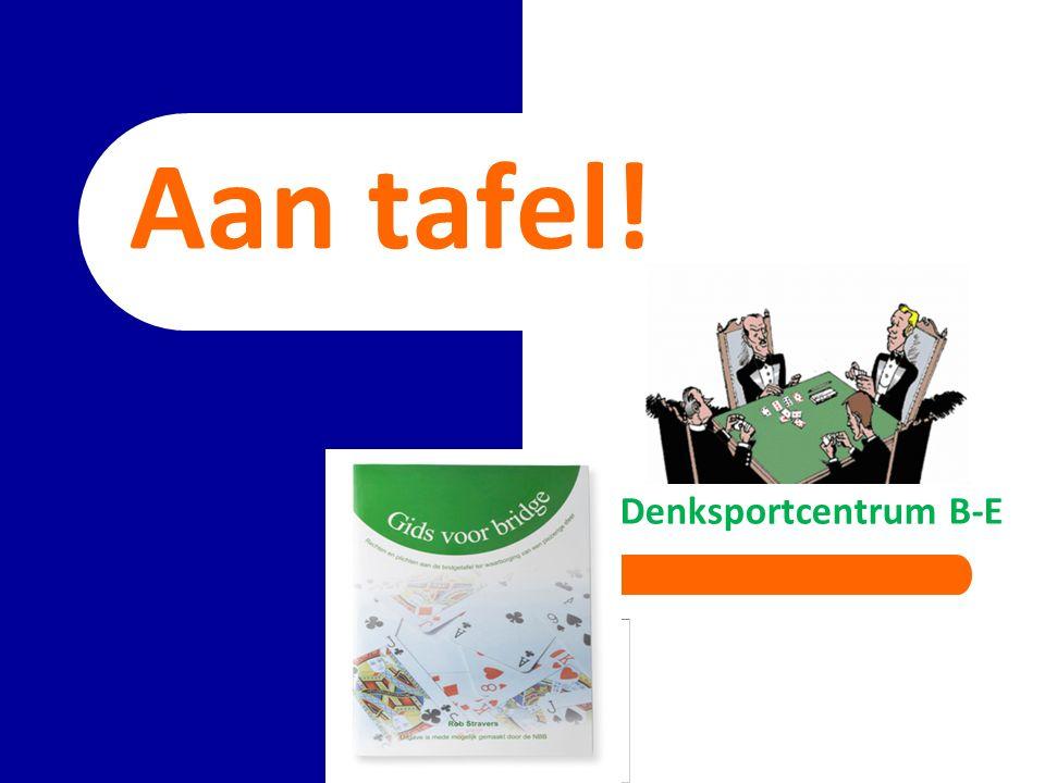 Plichten Biedkaartjes Mogen pas worden opgeruimd: Tussen de laatste pas en het openleggen van de uitkomstkaart.