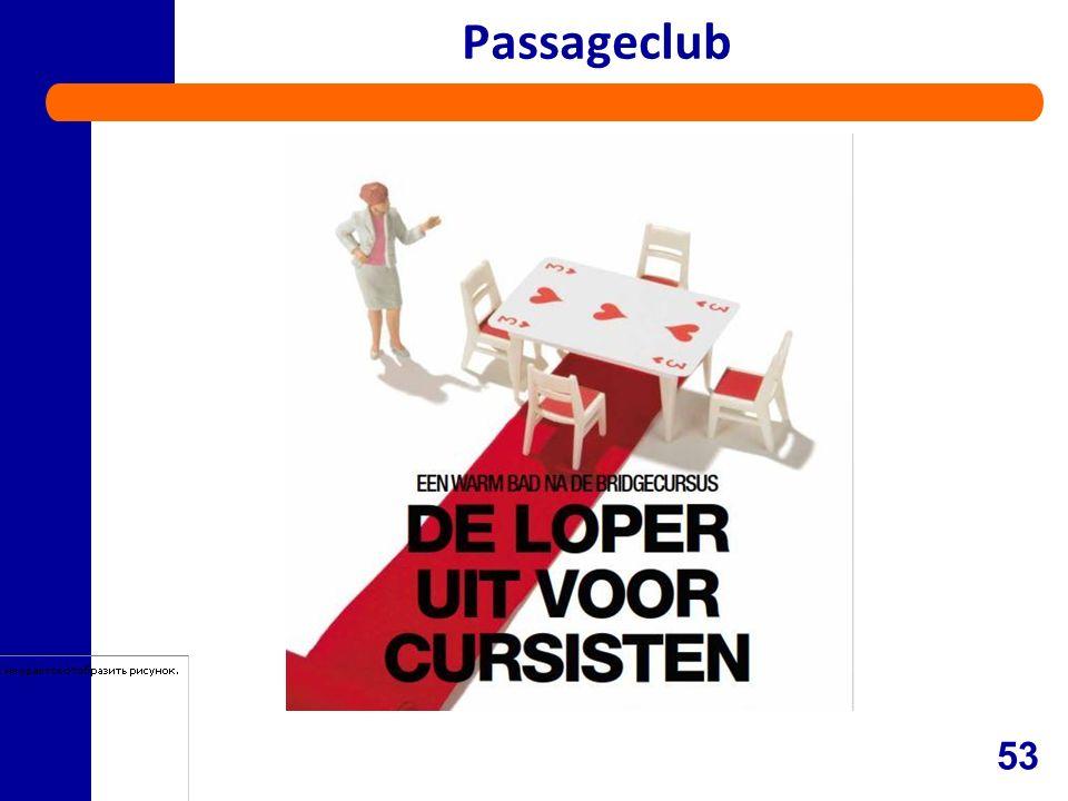 Passageclub 53