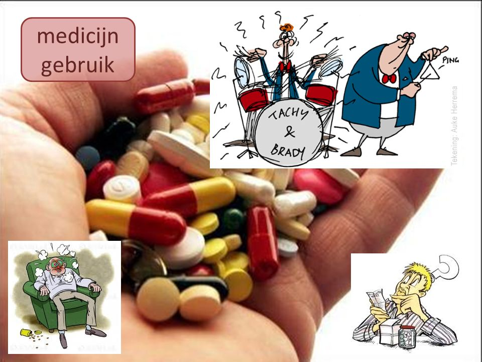 medicijn gebruik