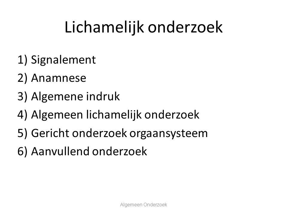 1) Signalement Diersoort Ras Geslacht Leeftijd Kleur en evt aftekeningen Registratienummer Bijz.