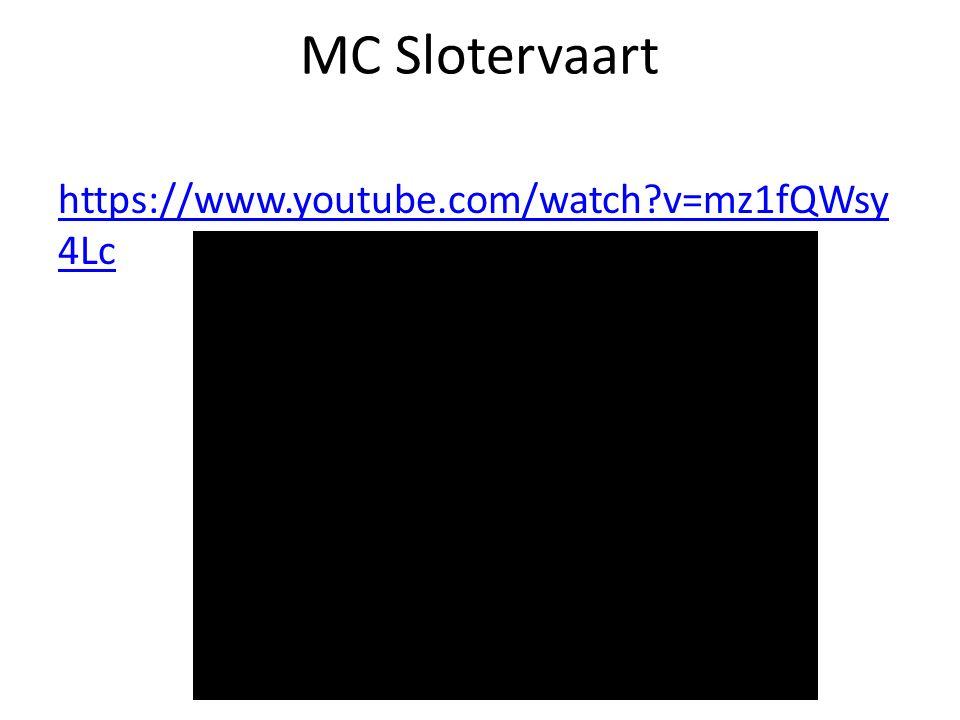 MC Slotervaart https://www.youtube.com/watch?v=mz1fQWsy 4Lc