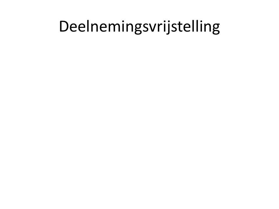 Fiscale eenheid tussen twee zustermaatschappijen/middellijk bezit Fiscale eenheid tussen D1 (NL) en D2 (NL) D1 M D2 EU NL