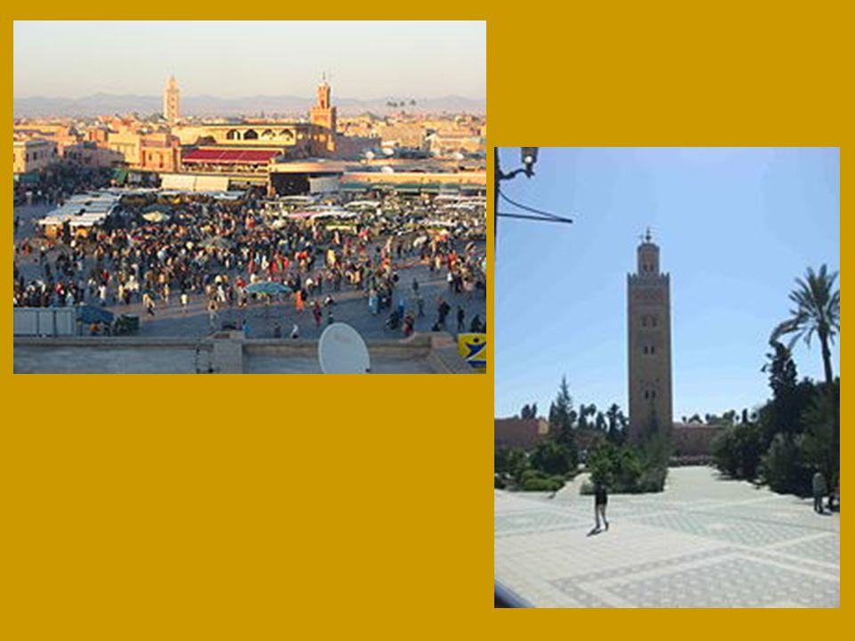Dag 3: Marrakech - Ouarzazate